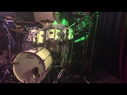 Drum Solo : NODDYS PUNCTURE (ELP tribute) Steve Roberts (drums)