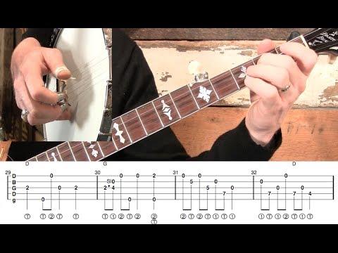 Banjo banjo tabs oh susanna : Basic Banjo Lesson- Oh, Susanna! - YouTube