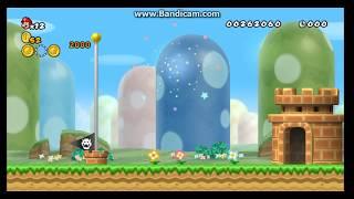 New. Super Mario Bros. Wii | Nintendo Wii | Rescatando a Toad en el mundo 1-1 | #1