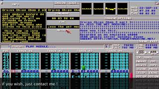 Crying Chips Symphony Chap 2 Part 3 (alpha version) - amiga protracker module - Jess the Wet Machine