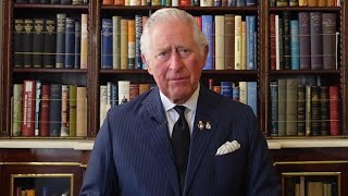 video: Watch: Prince Charles congratulates Royal British Legion on its centenary