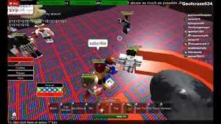 Geofcraze634 and Friends in ROBLOX Dance Club