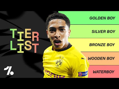 TIER LIST: RANKING Golden Boy nominees 2021!