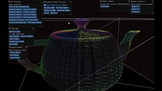 [CS] OpenGL - BSP tree