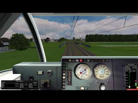 Open Rails -  Sapporo - Asahikawa KiHa 261 Japan MSTS