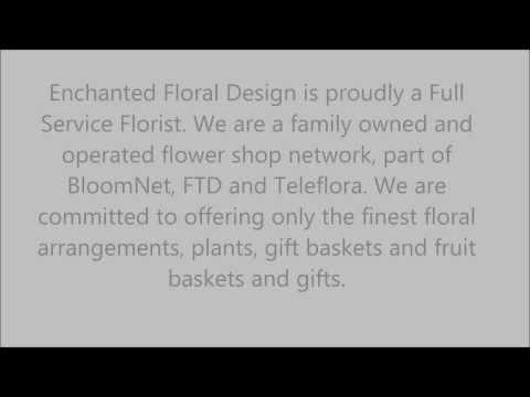 Full Service Florist in Bennett, CO - (303) 644-5035 - Enchanted Floral Design