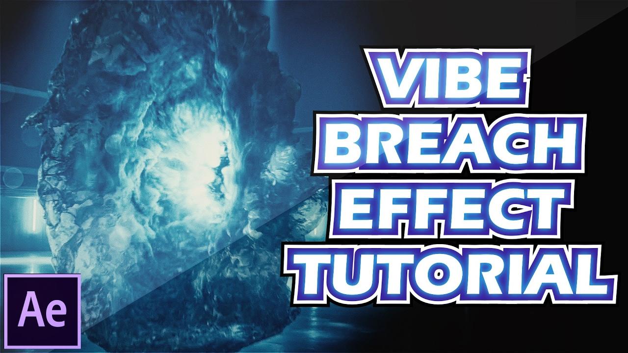 Cisco/Vibe Breach Effect or Advanced 3D Portal   The Flash ...