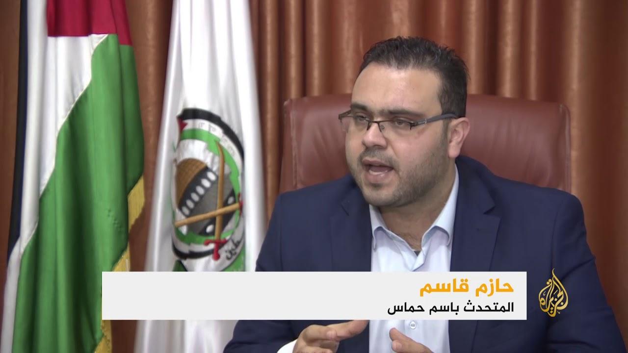 الجزيرة:شهيدان في قصف الاحتلال لغزة والمقاومة ترد
