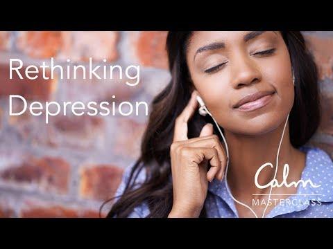 Calm Masterclass: Rethinking Depression With Steve Ilardi