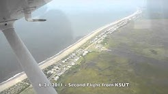 Cessna 172 Oak Island KSUT