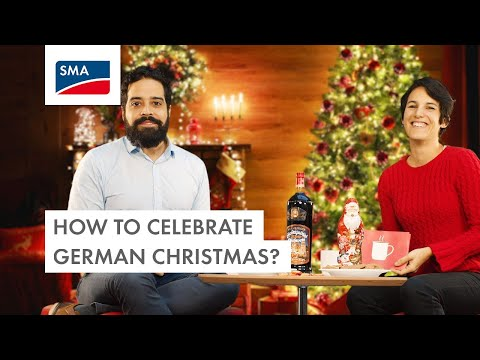 How to celebrate German Christmas?