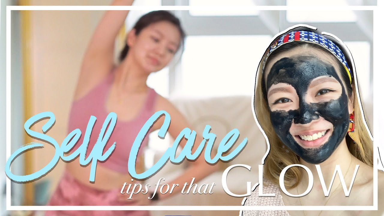 Self Care Tips for Glowing Glass Skin⎮Emily Quak