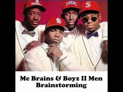 Mc Brains Boyz Ii Men Brainstorming   VBOX7.flv