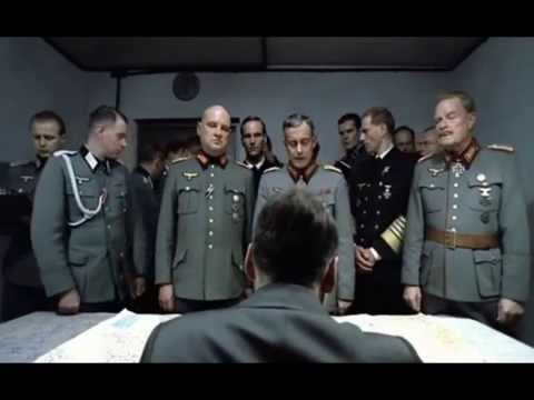 Hitler Reacts to Irish Water Downfall Parody