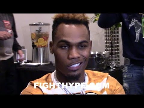 """JERMELL CHARLO EXPLAINS CHIP ON SHOULDER WITH MEDIA AND DOUBTERS: """"WE CONTINUE TO SHUT 'EM UP"""""""