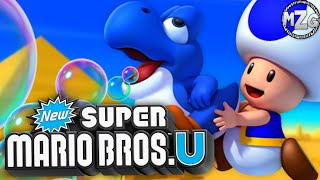 Layer-Cake Desert! - New Super Mario Bros. U Gameplay - Episode 3 (Livestream Playthrough)