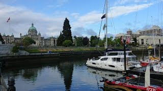 Island Cruising - Leopard Catamaran 44 - Racing in Swiftsure 2014