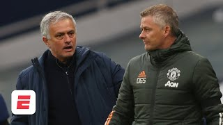 Jose Mourinho RIPS INTO Ole Gunnar Solskjaer: Tottenham vs. Manchester United war of words | ESPN FC