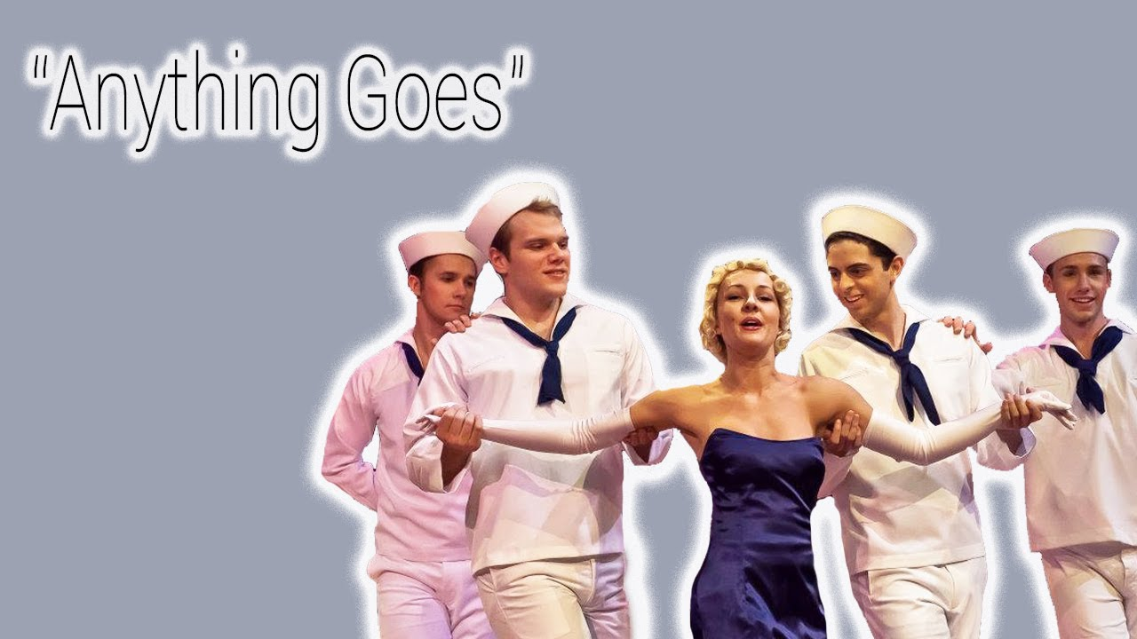 Anything Goes Tap- Norton Theatre