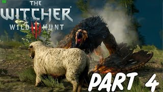 KILL THE GRIFFIN: The Witcher 3 The Wild Hunt