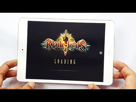 Blade Lords - Fighting Revolution Gameplay iOS & Android iPhone & iPad HD - 동영상
