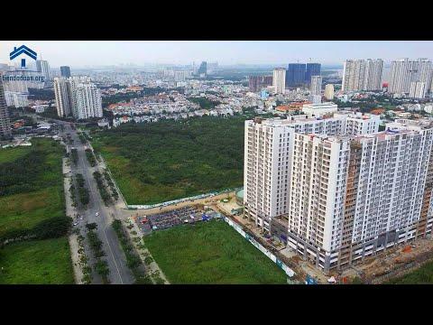 Tiến Độ Dự Án Q7 Boulevard Tháng 10/2020