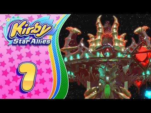 Kirby Star Allies ITA [Parte 7 - Fortezza Oscura, Jambastion]