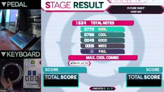 [EZ2AC : EC] 5 Street - (12) Total Eclipse [SHD] // etc [Keyboard/Pedal/Line Out]