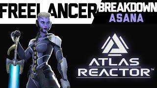Atlas Reactor - Asana