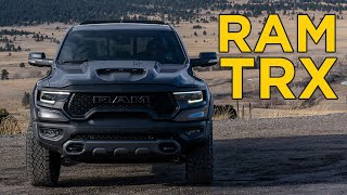 Ram TRX // Start-Up Sequence, Exhaust, and Fly-Bys