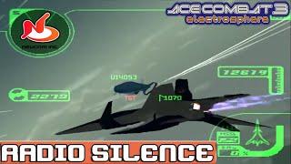 Mission 7: Radio Silence (Neucom) - Ace Combat 3 Commentary Playthrough (Hard - 60FPS)