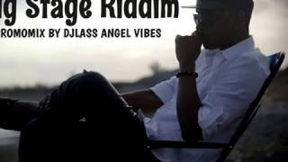 Big Stage Riddim Mix (Full) Feat. Romain Virgo, Busy Signal, Alaine, Queen Ifrica (APril Refix 2017)