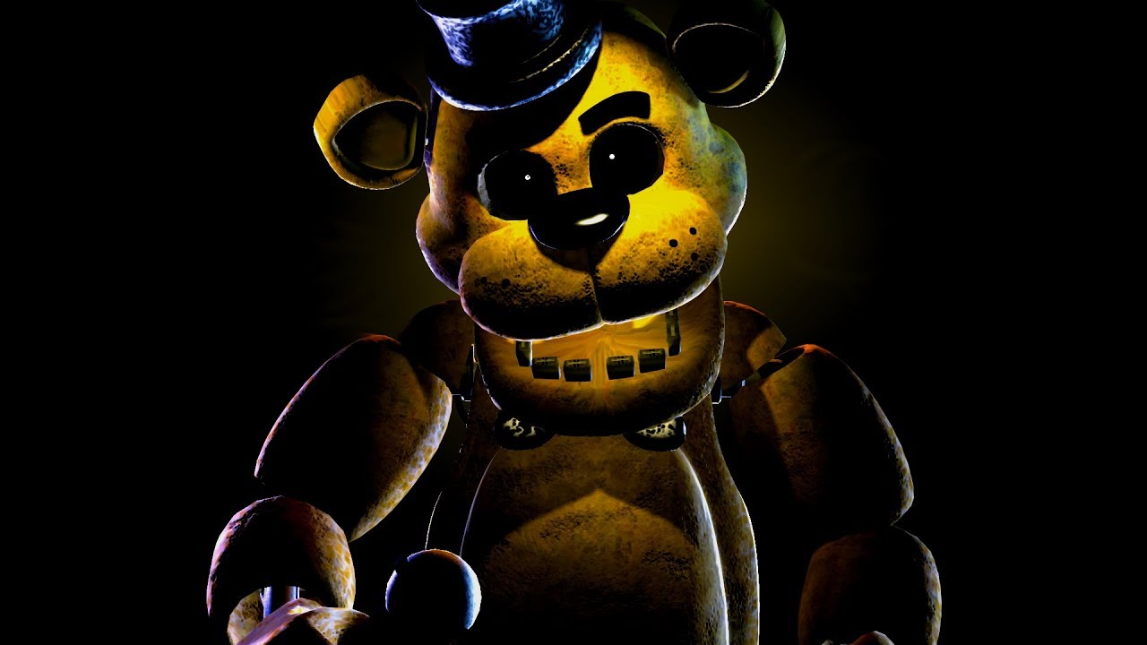 GOLDEN FREDDY IN DER DUNKELHEIT | The Freddy Files - Thủ