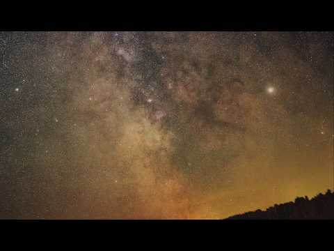 Milky Way In Dark Skies