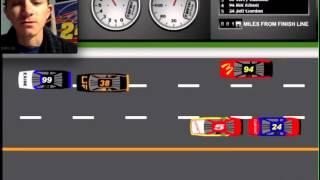 5 Miles 2 Go (NASCAR PC Arcade Gameplay)