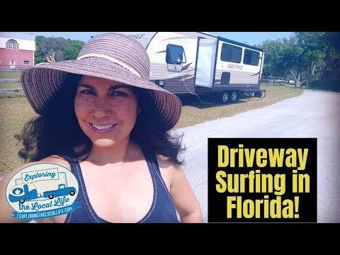 Florida Boondocking - Lessons Learned - Full Time RV Living
