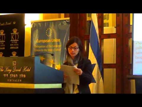 25th Anniversary of IASEI - Tal Dingott Alkopher and Katharina Konarek