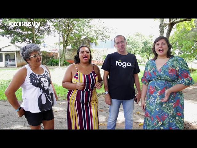 CHAMADA BECO SEM SAÍDA MOÇAS DO SAMBA
