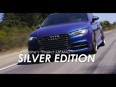 "Audizine's ""Project S3PANG"", Episode 2: Silver Edition"