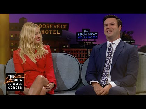 Beth Behrs Confesses Her Mortifying Pageant Moment To James Corden