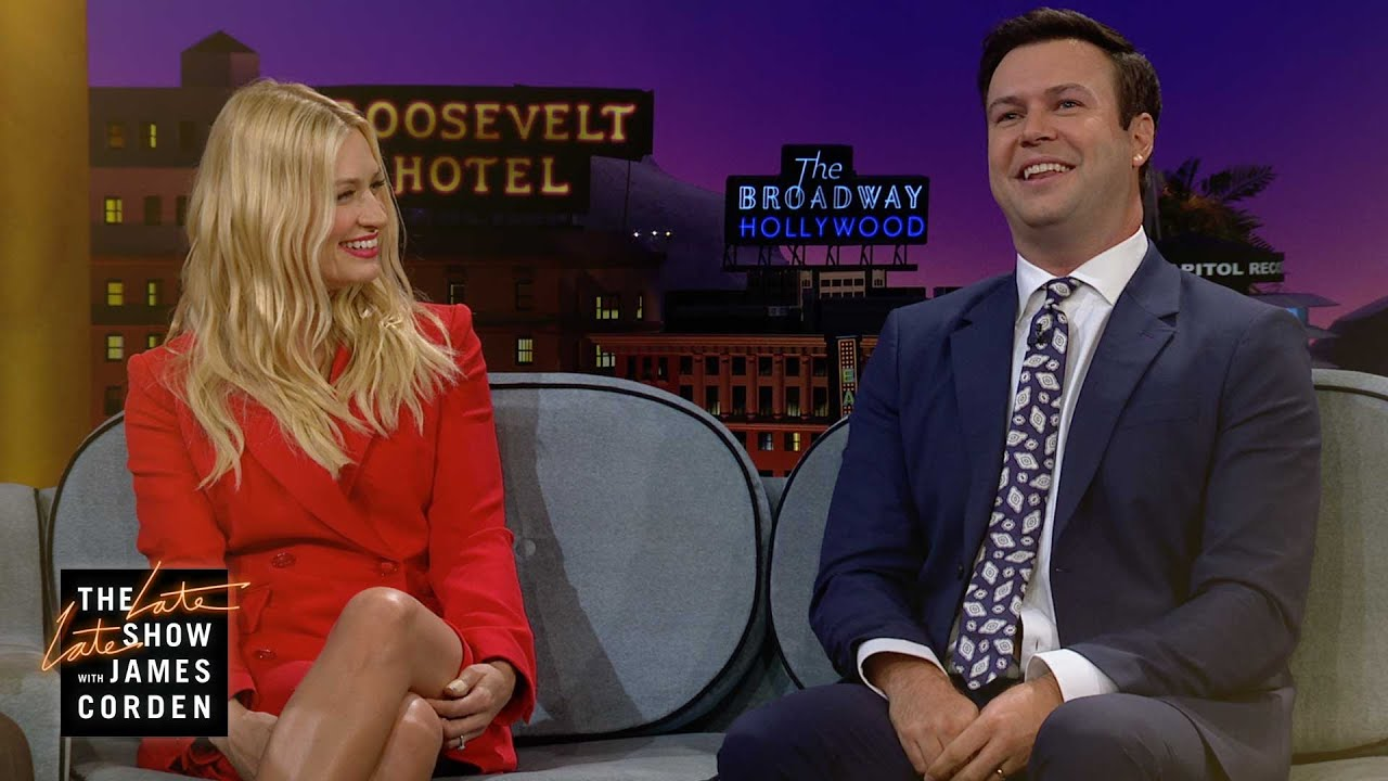 Beth Behrs & Taran Killam Stumbled Early In Show Business