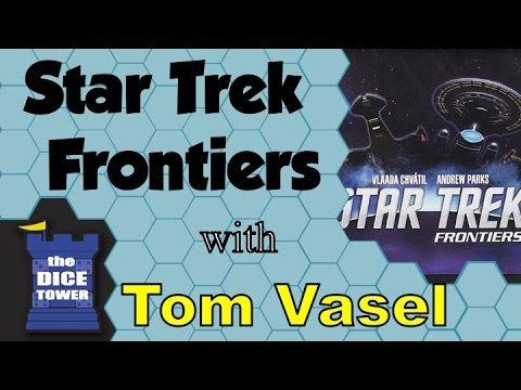 Star Trek Frontiers Review - with Tom Vasel