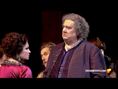 Adriana Lecouvreur - Trailer