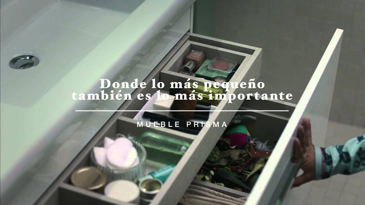 Mueble de baño Prisma – Una Vida Contigo | Roca - YouTube