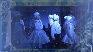 """Новогодний спектакль """"Снежная королева"""" - The Snow Queen"""