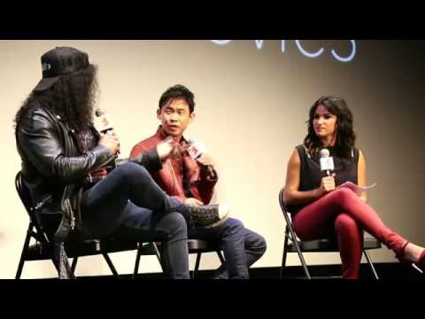 Slash & James Wan Q&A about Conjuring 2 09062016