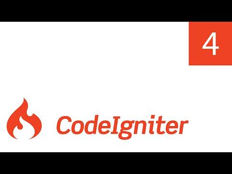 Tutorial CodeIgniter #4 Archivo Route Quitar Index.php URL