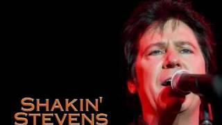 Shakin Stevens Cry just a little bit