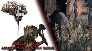 The Evil Within Silent Kill Achievement / Trophy Guide Sneak Kill 5 Enemies In A Row