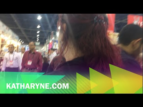 ASD Trade Show Las Vegas Walking the Floor with Katharyne